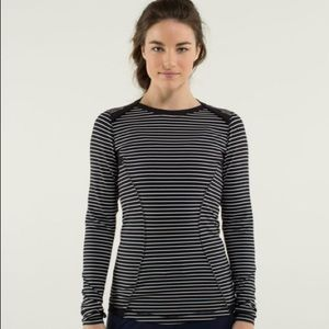 Lululemon Base Runner Long Sleeve size 4